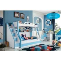 F05-精緻雙層碌架床/單雙人床