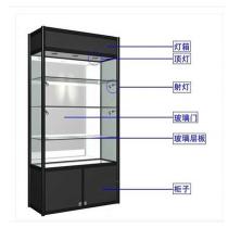 F01-多款玻璃櫃/展示櫃/玩具櫃訂制